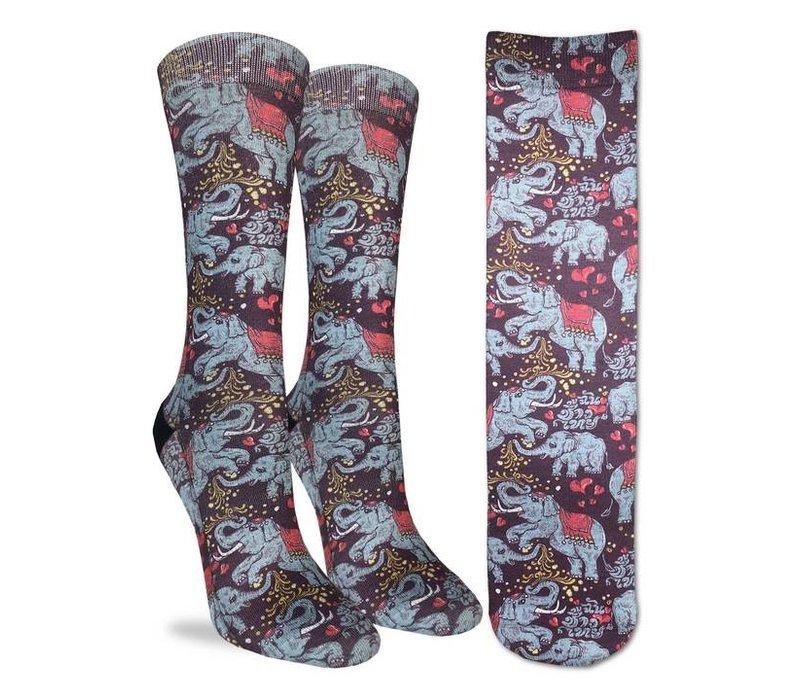 Women's Thai Elephants Socks