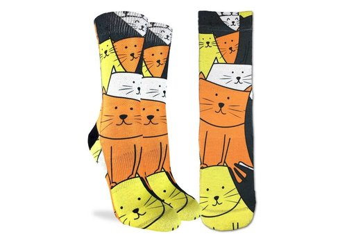Good Luck Sock Women's Cats Are Watching Socks