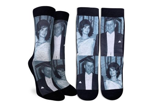 Good Luck Sock Women's John & Jackie Kennedy Socks