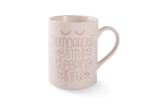 Sleeping In Nevada Mug