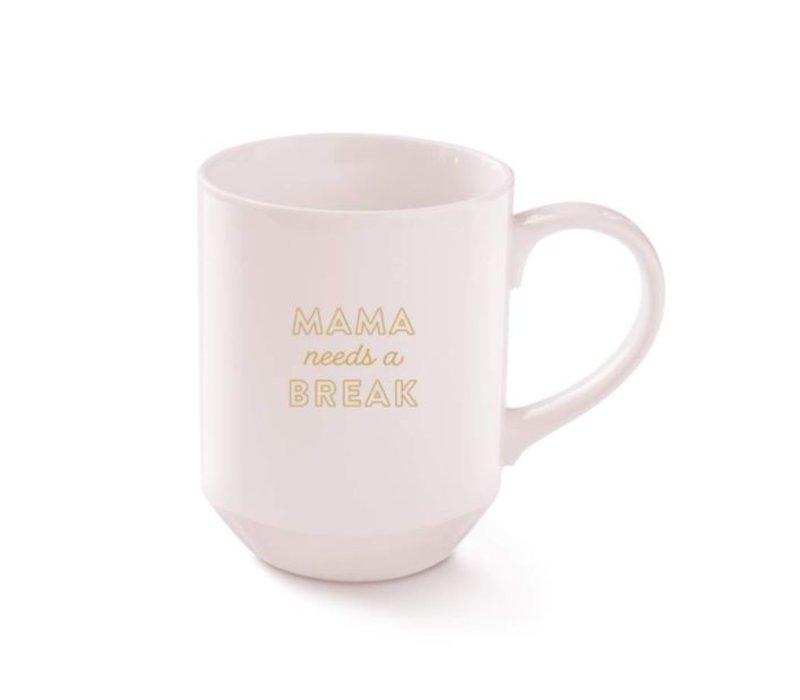 Mama Break New York Mug