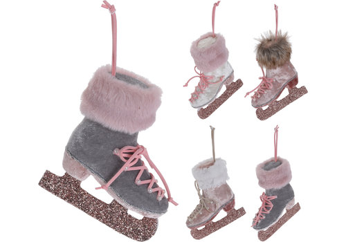 Koopman International Skate Hanging Ornament 13cm