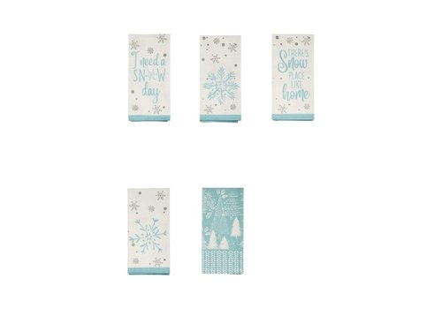 Cypress Home Tea Towel Winter's Essence