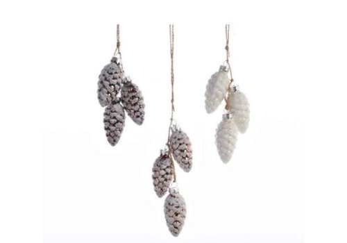 Kaemingk Pinecone Bundle Ornament