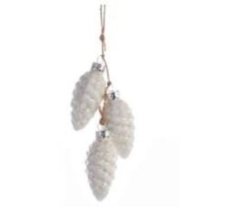 Pinecone Bundle Ornament