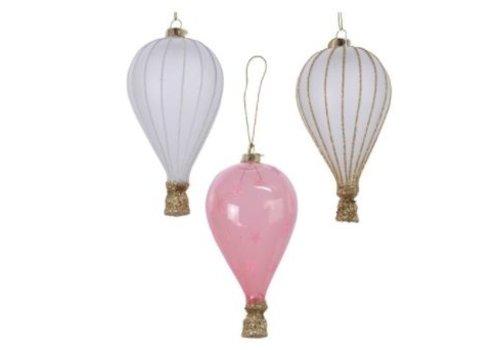 Kaemingk Hot Air Balloon Ornament