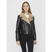 Ellie Rosa Short Coated Jacket
