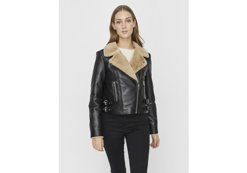 Vero Moda Ellie Rosa Short Coated Jacket