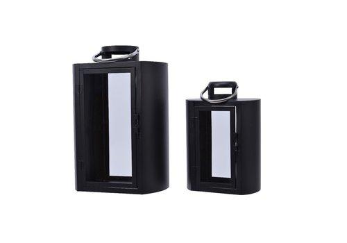 Kaemingk Lantern With Handle Black