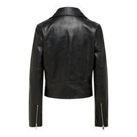 Valerie Faux Leather Jacket