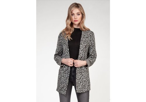 Dex Long Sleeve Open Jacket
