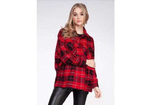 Dex Long Sleeve 2 Pocket Overshirt