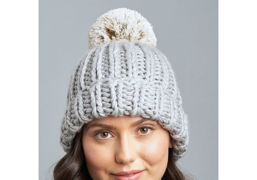 Lemon Loungewear Winter Cabin Beanie
