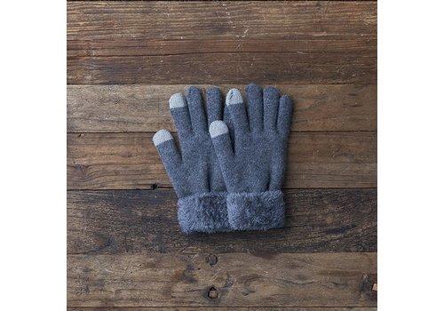 Lemon Loungewear Wooly Tech Glove