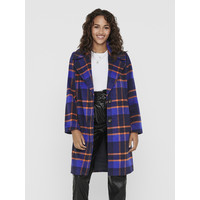 Taylor Check Wool Coat