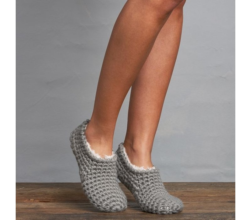 Nona's Bootie With Berber Lining