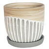 Border Concepts Alise Planter With Saucer