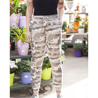 Leopard Thermal Jogger