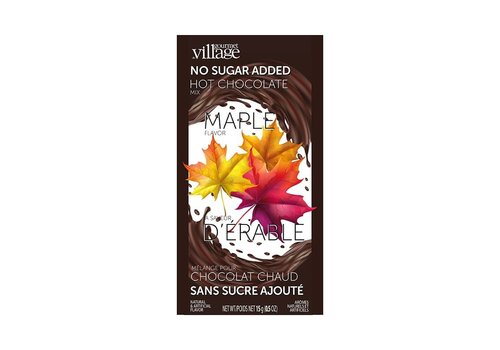 Gourmet Du Village Mini Hot Chocolate Maple No Sugar Added