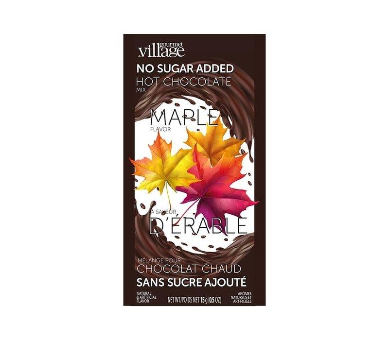 Mini Hot Chocolate Maple No Sugar Added