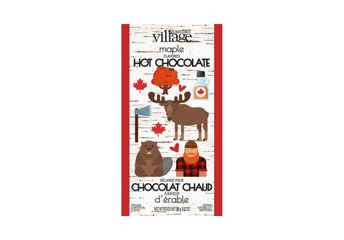 Gourmet Du Village Mini Hot Chocolate Great Outdoors Maple