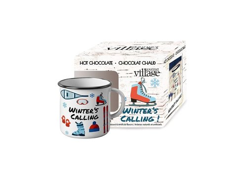 Gourmet Du Village Winter's Calling Mug Kit