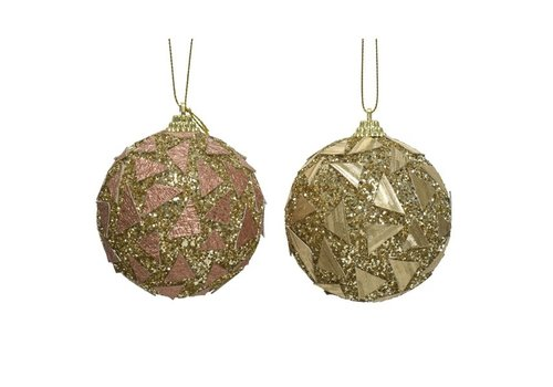 Kaemingk Mosaic Foam Bauble