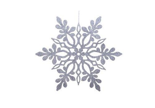 Kaemingk Snowflake Silver