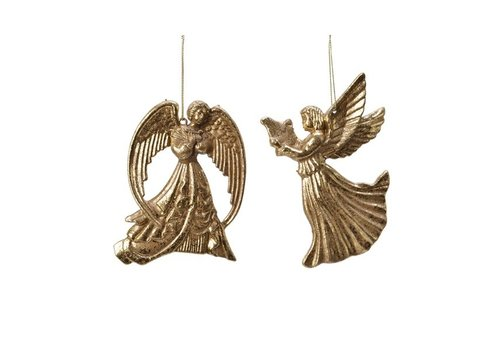 Kaemingk Angel Music Ornament