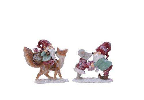 Kaemingk Gnome Couple
