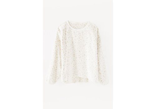 Z Supply Frosted Plush Leo Top