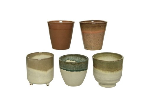 Kaemingk Terracotta Planter Assorted