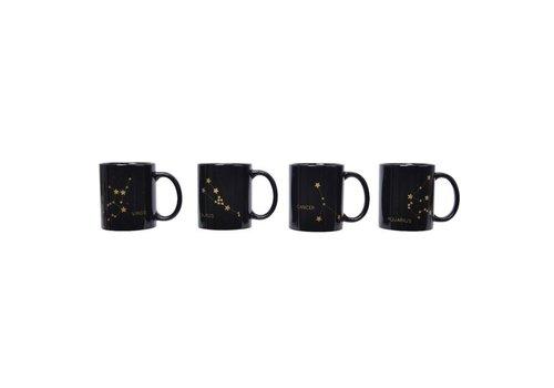 Kaemingk Zodiac Sign Stoneware Mug
