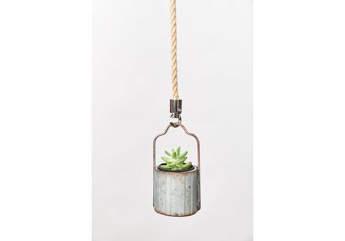 Primitive Planters Jute Drop Hanger 4'