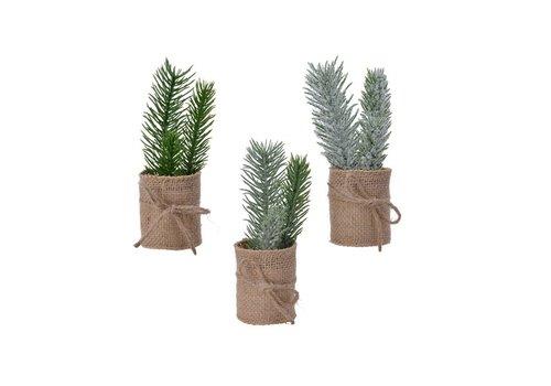 Kaemingk Mini Tree Jute Bag