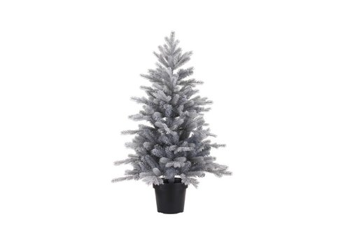 Kaemingk Frosted Grandis Mini Tree