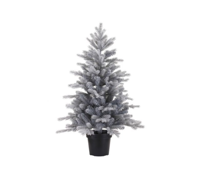 Frosted Grandis Mini Tree