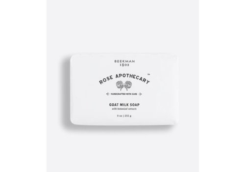 Beekman 1802 Rose Apothecary Bar Soap