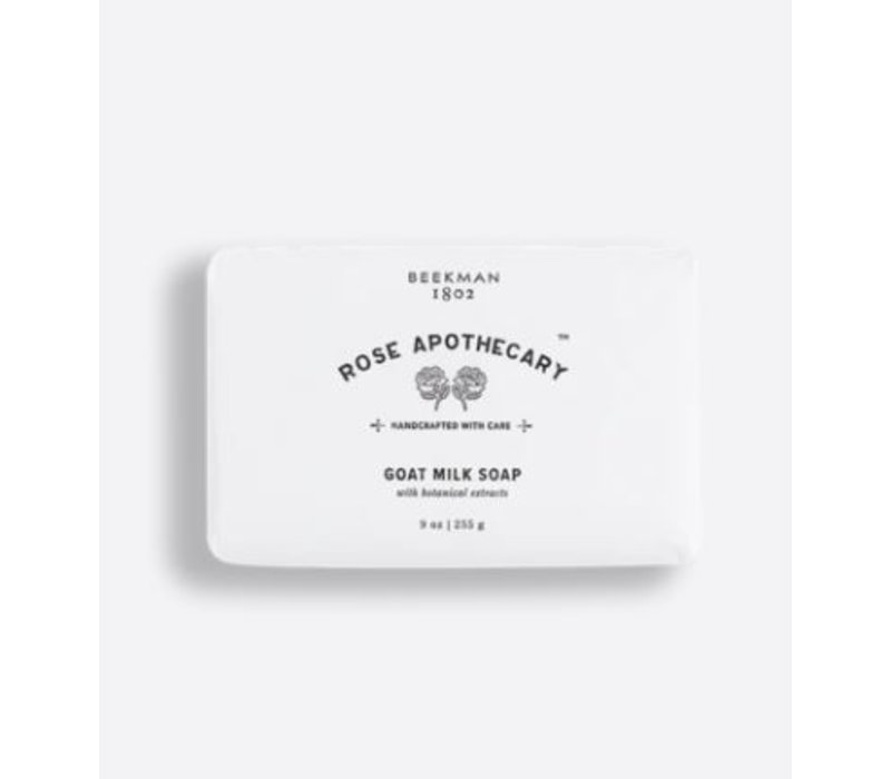 Rose Apothecary Bar Soap