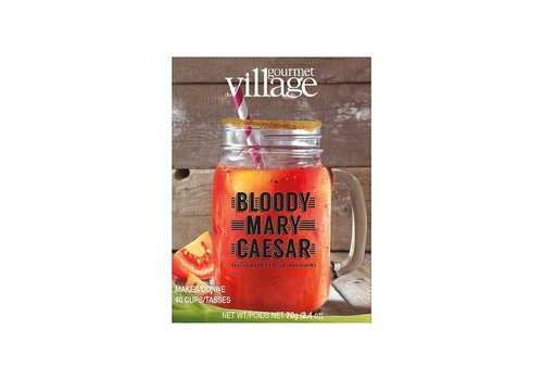 Gourmet Du Village Bloody Mary Mix