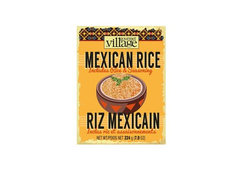 Gourmet Du Village Mexican Rice Seasoning