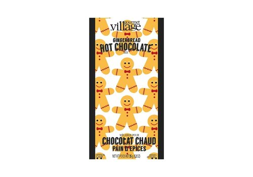 Gourmet Du Village Mini Hot Chocolate Gingerbread