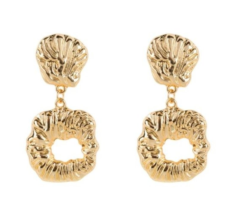 Eve Earrings Gold