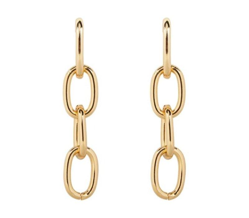 Chain It Up Earrings
