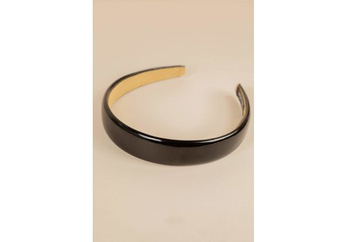 Philocaly Skinny Faux Leather Headband