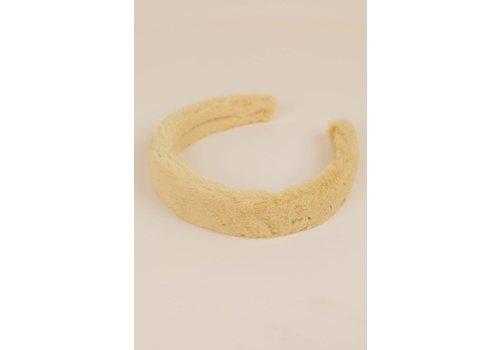 Philocaly Faux Fur Headband