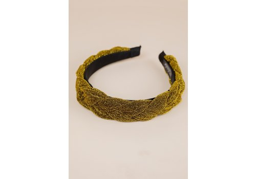 Philocaly Shimmer Twist Headband