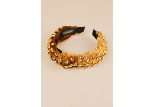 Philocaly Rhinestone Headband