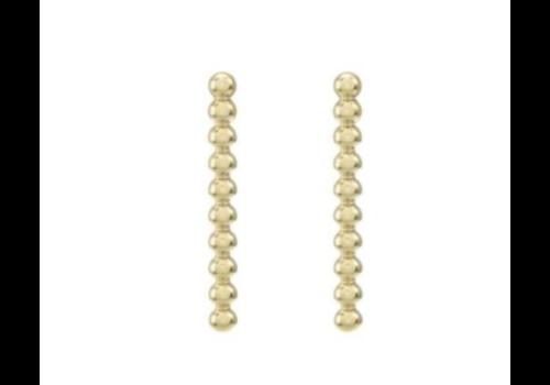 Merx Sofistica Earring Shiny Gold