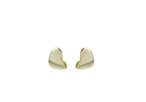 Merx Sofistica Earring Shiny Gold